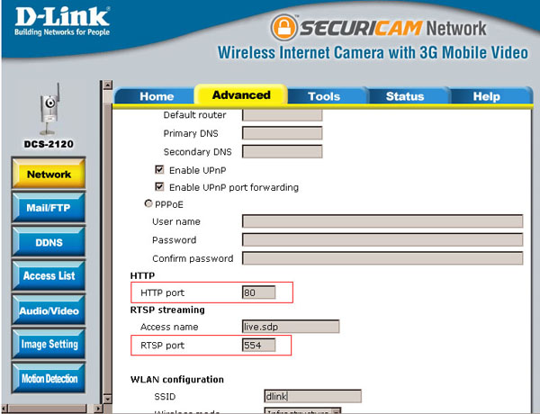 Virtual server dlink products configuration and installation on d link blog home - Private internet access port ...