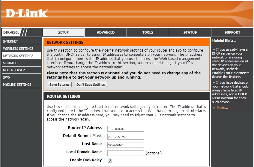 DHCP Reservation | Dlink products Configuration And Installation On