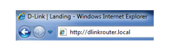 dlink-AC750-web-browser