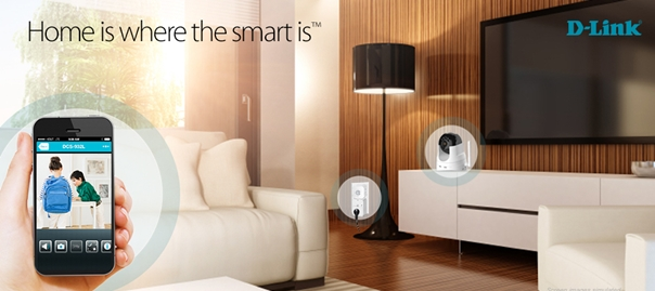 Two New Connected Home Products From D-link
