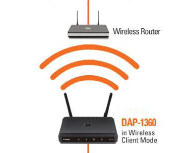 Wireless Client Mode D-Link