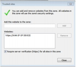 establish SSL VPN tunnel to D-Link DSR Series_1